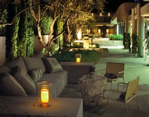 Luxe Hotel Sunset Boulevard. From concierge.com.