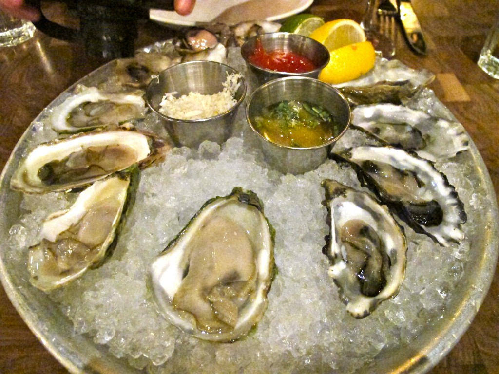 Public's oysters