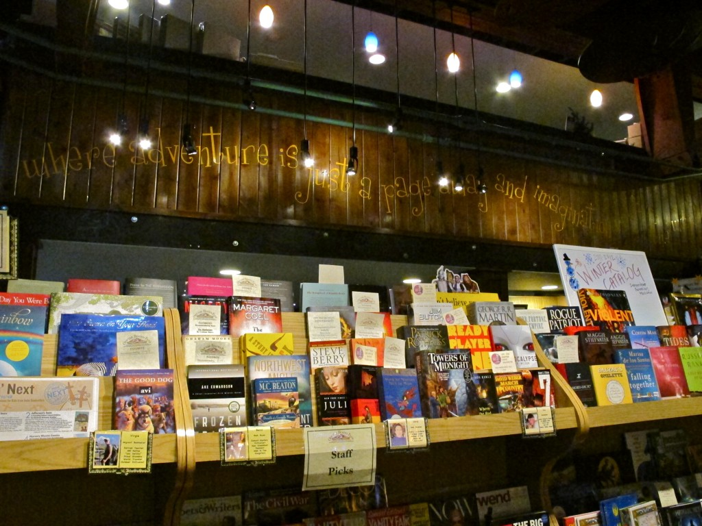 Off the Beaten Path bookstore