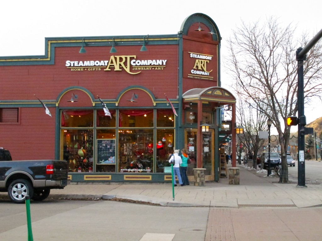 Steamboat Art Company
