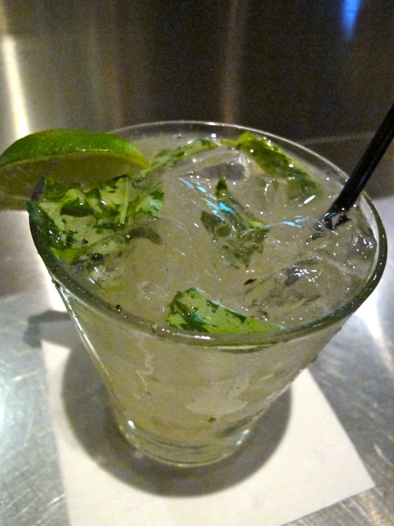 California Caipirinha at George's at the Cove