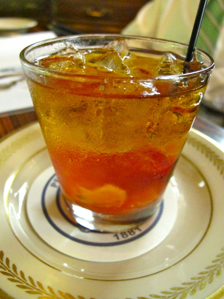 Old Fashioned at the Pendennis Club