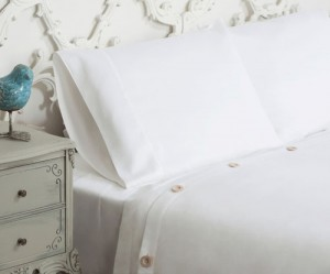 Live Good Organic Cotton Sateen Sheets