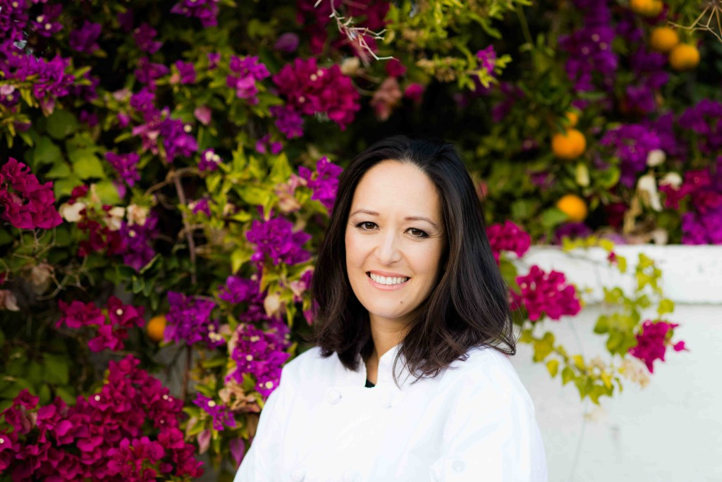 Chef Tara Lazar Chi Chi Palm Springs